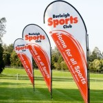 custom flags and banners Teardrop-Banners