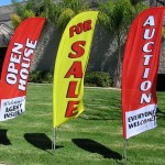 custom flags and banners real estate flags