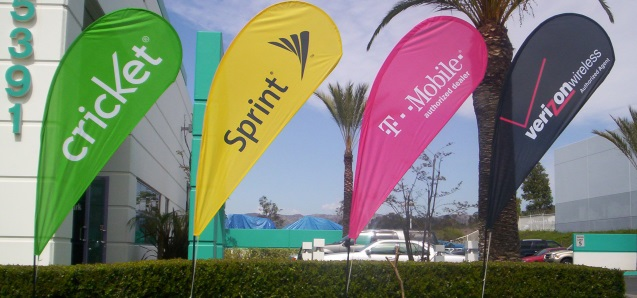 We Can Create Custom Flags and Banners for any Business